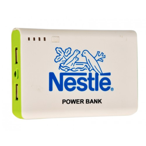 Promotional Power Bank With Company Logo